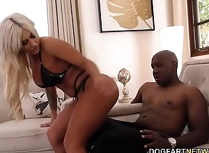 Brandi Bae Interracial Anal Sex In all directions Mandingo