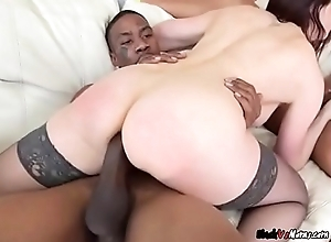 Sexy Cougar Chanel Preston Has Her Holes Plowed Hard