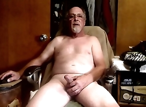 The best mature cock cumming