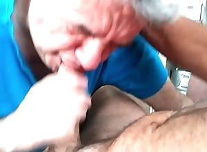 Cum and Swallow