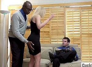 Embarrassed cuckold husband - Karter Foxx