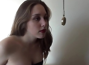 Brother Enamour Younger Teen Sister and Makes her Talk Dirty while Fucking