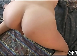 Lucky guy drills his smokin'_ hawt girlfriend from every angle