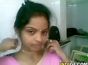 i put my cock in little step indian sister