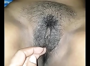 Indian desi Hyderabad wife fingering pussy with boy friend