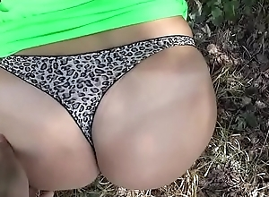 PUBLIC FUCK WITH Awesome BRUNETTE