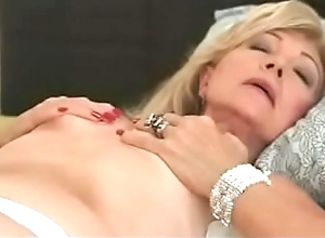 Lusty Granny 58yrs &mdash_ alongside videos on girls-cam.site
