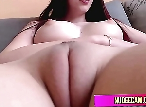Very big widen of pussy