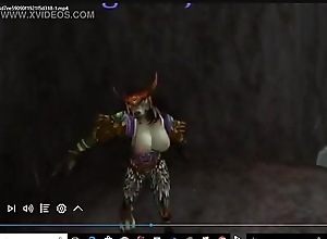 worgen big tit strip 1 a salvaged video lost in the xvideo archives