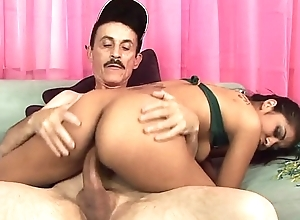Accidental mature gym teacher drills make an issue of wet little cunt on exotic schoolgirl Ruby Rayes