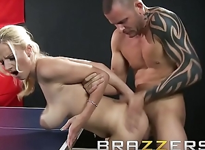 Big TITS round Sports - (Haley Cummings, Scott Nails) - Ping Pong Pussy - Brazzers