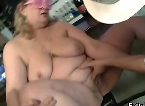 Several plump chicks have sport in group orgy