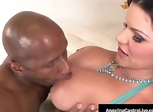 Cuban BBW Angelina Castro Royal Fucked By Black Prince!