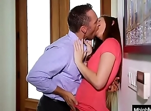 Daughter fucked by father missionary