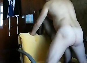 Amateur wife pain in the neck creampied on real homemade