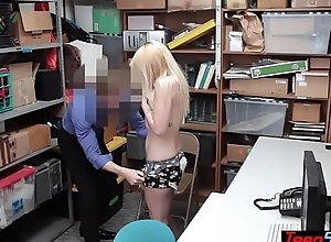 Unusual strip search by a LP office-holder turns secure fucking