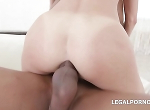 Lexi Fox'_s first anal session balls deep in the ass with gapes and ass to mouth