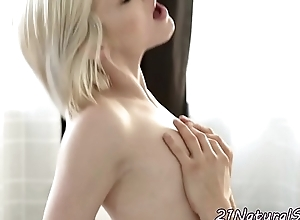 Inked amateur model cocksucking and riding