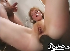 Busty sluts ran over by miles of big cock in wild orgy