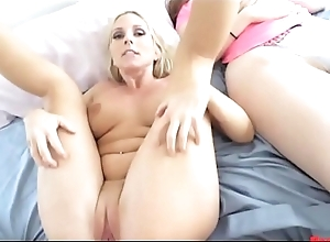 Mommy fucks son while his wife sleeps right beside- OMG