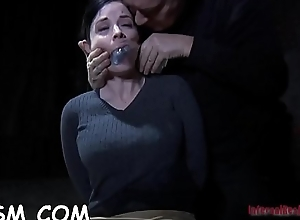 Cutie gets her anal and snatch up to the eyes electric toys