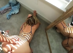 Hot Guy Fucks Step Sister After Day at the Lake